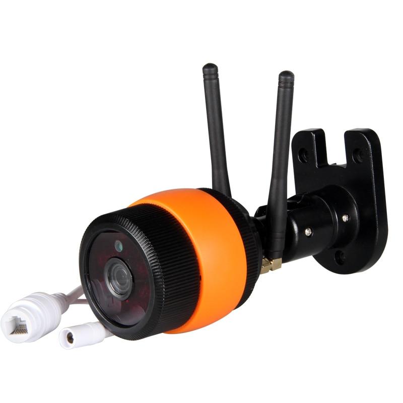 720P / 960P անլար բացօթյա փամփուշտ IP - Անվտանգություն և պաշտպանություն - Լուսանկար 3
