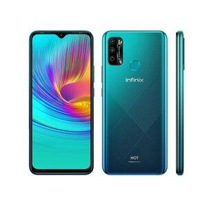 Абсолютно Новый Infinix Hot 9 Play 4G LTE мобильный телефон 6,82