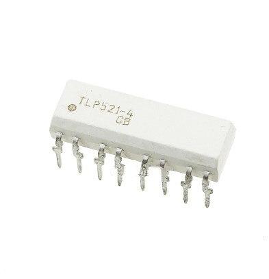 5pcs/lot TLP627-4 TLP627 DIP-16 New And Original IC In Stock