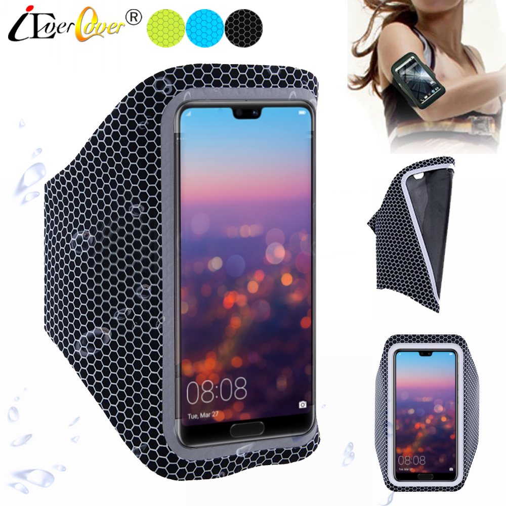 Running Ultra Light Arm Band Case Cover for Huawei P30 P20 Mate 30 Lite Nova 5 5T 5i 4 4e 3e Honor 20s 20 20i 10 Pro Enjoy 9s 9e