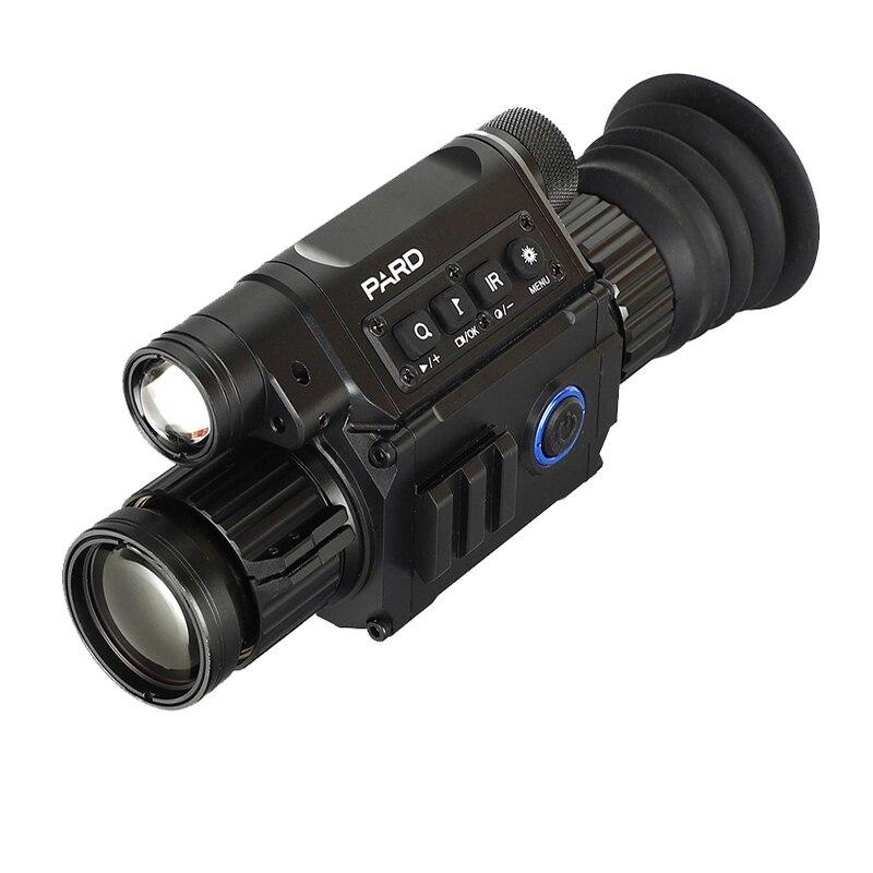 Nouveau NV008 haute définition et haute résolution infrarouge Laser Vision nocturne caméra vidéo infrarouge chasse nuit monoculaire téléope