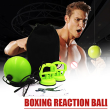 Speed-Ball Training-Punch MMA Boxing-Reflex Suction-Cup Muay-Thai Sports Decompression