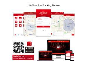 Image 5 - Реле GPS трекер автомобильный GPS локатор Отключение подачи топлива скрытый дизайн GSM GPS Google карты Автомобильный трекер в реальном времени Аварийная сигнализация бесплатное приложение