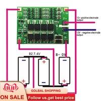 3 S 40A BMS литий-ионный Литий-полимерный устройство балансировки аккумуляторов PCM Зарядное устройство защиты БМС платы с баланса ячейки 12,6 V