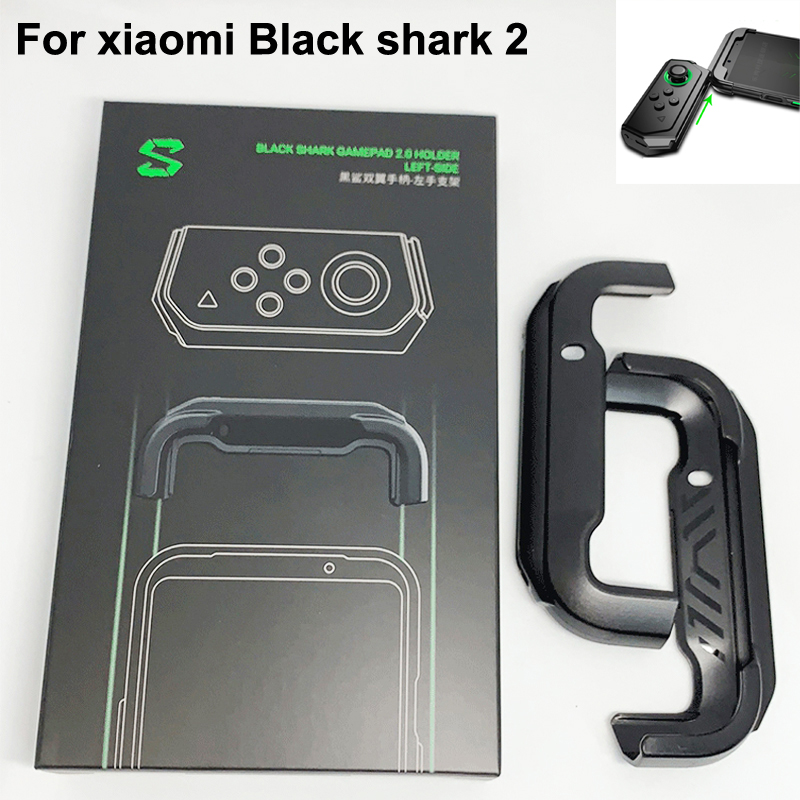 Rail Left-Size-Holder Black Shark Apply-To for Gamepad-2.0/Left-handle/Rail Official title=