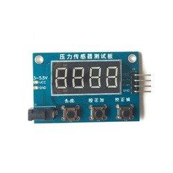 HX711 датчик давления Взвешивание электронные весы модуль цифровой дисплей трубки (без модуля HX711)