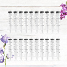25PCS 20ml Disposable Injector Syringe Without Needle for Refilling Measuring Nutrient