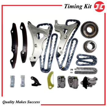 BZ11-JC Timing Chain Kit for Car MERCEDES-BENZ M276 V6 3.0/3.0T 3.5/3.5T Engine Replacement Parts /Tensioner/ Sprocket