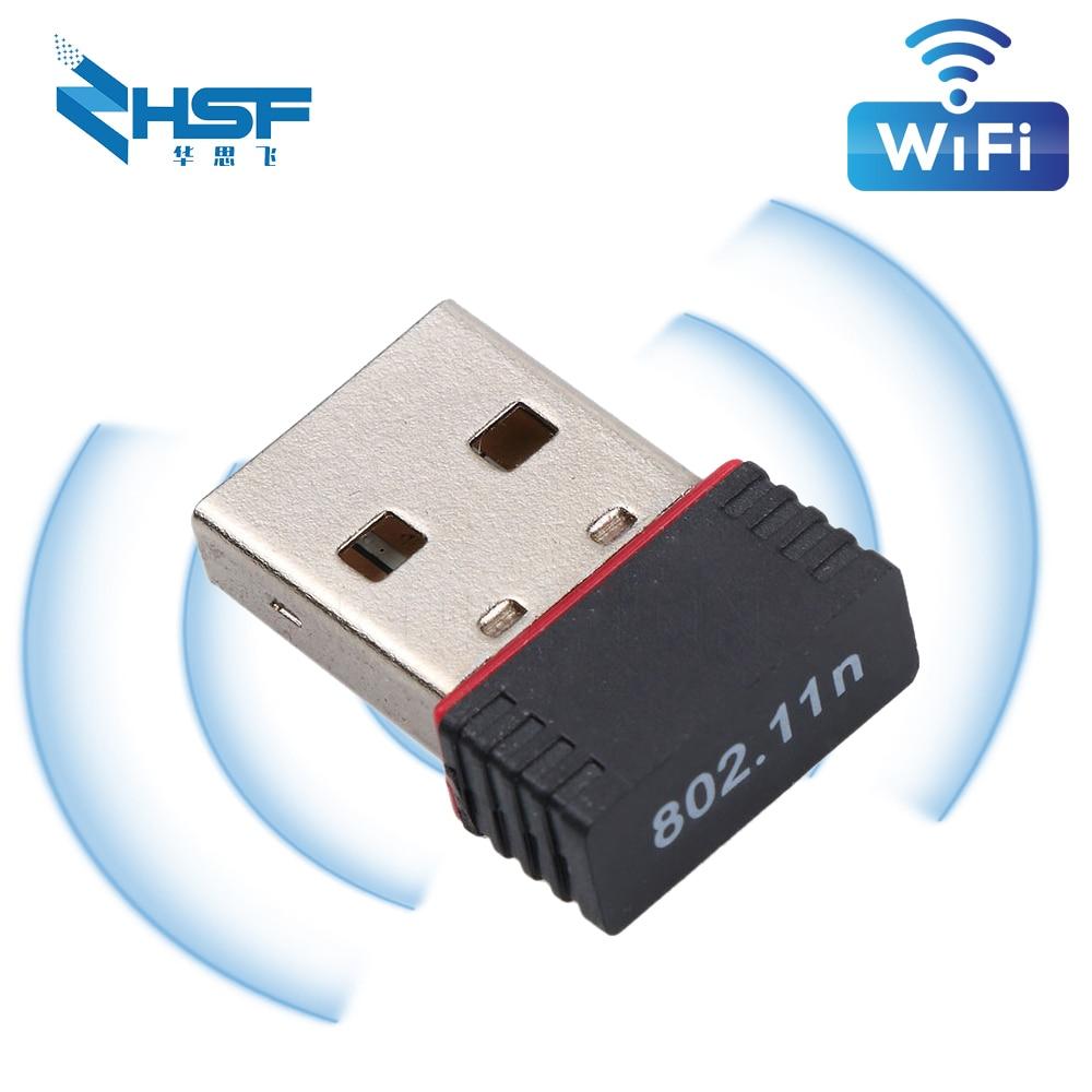 Беспроводной мини Usb Wifi адаптер 150 Мбит/с беспроводная сетевая карта Wifi адаптер Ethernet Usb Wi Fi адаптер Поддержка настольного ноутбука|Сетевые карты|   | АлиЭкспресс
