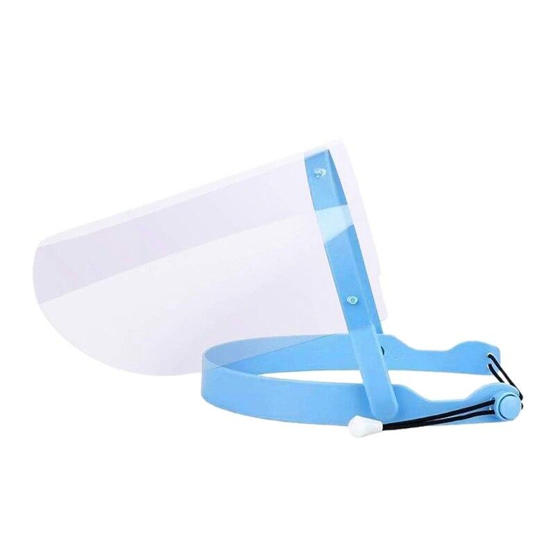 HOT-Medical Supply Anti-Fog Adjustable Dental Face Shield 10 Plastic Protective Film