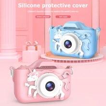 Mini caméra numérique HD pour enfants, jouet éducatif pour garçons et filles, cadeau danniversaire