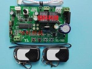 Image 4 - 24V Universal Elektronische Grenze Garage Tür Wichtigsten Bord Klappe Tür Motor Control Board Halle Grenze Empfänger