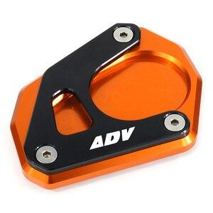 Image 1 - Misura per KTM 390 ADV Adventure 2020 2021 cavalletto cavalletto laterale ingranditore estensione ingranditore Pate Pad