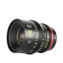 Meike Prime 35mm T2.1 Cine Lens for Full Frame Cinema Camera Systems--Fast Delivery
