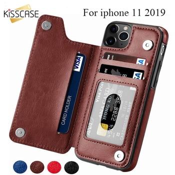 KISSCHEN Wallet Cases For iPhone