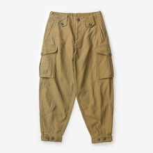 A.C.E. Ground Crew Trousers 1930s Civilian Military Pants Workwear Jungle Cloth