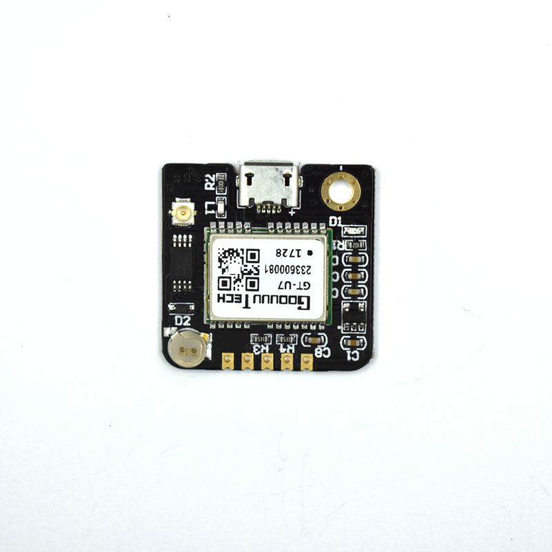 Taidacent Stm32 51 On-board E2PROM USB GT-U7 U7 Parallax I2C Car Tracking Satellite Compass Mini Gps Module With Chip Antenna
