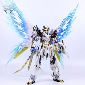 Image 1 - COMIC CLUB IN STOCK MOTOR NUCLEAR MN Q02 MB metal build 1/72 caoren alloy deformation action figure robot toy