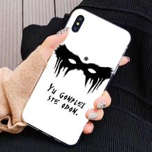 For Huawei Honor Y5 2018 2019 8S 9X Pro 20 10 10i Lite The 100 Lexa Stunning Silicone Phone Case(China)
