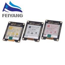 10 pièces 1.54 pouces Epaper Module e paper e ink EInk écran daffichage SPI Support Global/pièce pour Arduino STM raspberry pi ESP32