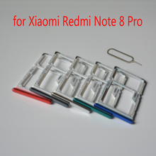 Sim Card Holder For Xiaomi Redmi Note 8 Pro Original Mobile