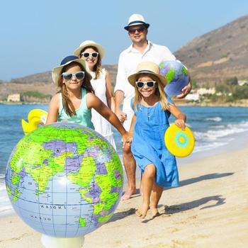 30cm nadmuchiwane globus mapa ziemi nauczanie geografia plaża basen rozpryskiwanie wody i inne zabawki wodne tanie i dobre opinie CN (pochodzenie) No pump 6Y+ 8 ~ 13 Lat 14 lat i więcej 2-4 lat 5-7 lat Dorośli Inflatable World Globes Zwierzęta i Natura