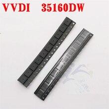 5 יח\חבילה VVDI 35160 35160DW IC שבב לדחות אדום נקודה לא צריך סימולטור להחליף M35160WT מתאם עבור VVDI מפתח מתכנת