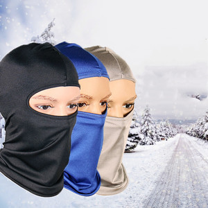 Image 1 - Cycling Face Mask Ski Neck Protecting Bike Bicycle Mask Outdoor Balaclava Full Face Masks Ultra Thin Breathable Windproof