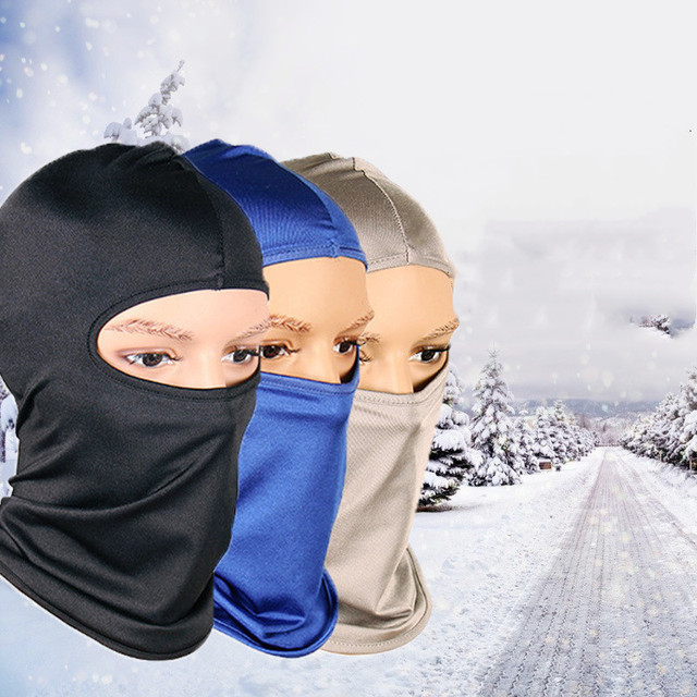 Cycling Face Mask Ski Neck Protecting Bike Bicycle Mask Outdoor Balaclava Full Face Masks Ultra Thin Breathable Windproof
