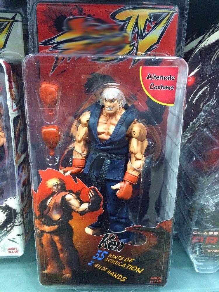 Street Fighter IV Action Figures 18cm 5