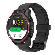 KOSPET VISION Smart Watch Android phone 3gb 32gb 800mAh Battery 8MP+5MP dual Camera Pedometer Heart rate Map GPS Smartwatch men(China)