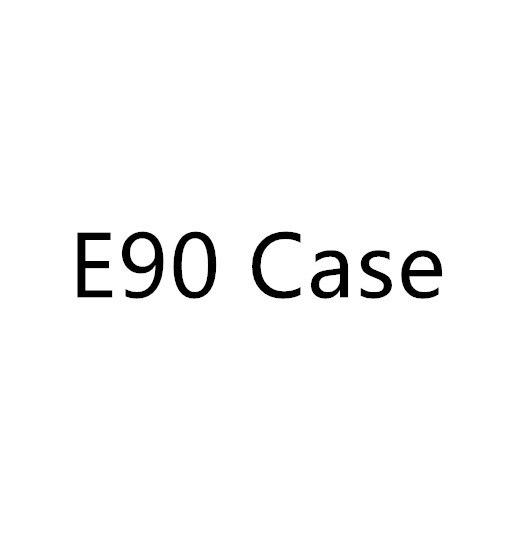E90 Case Keychain For Starline E90 E60 E61E91 2 Way Car Anti-theft Alarm System LCD Remote Control Key Fob Chain