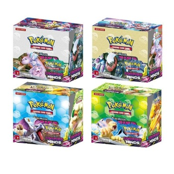 Pokémon TCG: Sun & Moon-Unified Minds Booster Display Box (36 Booster Packs) 1
