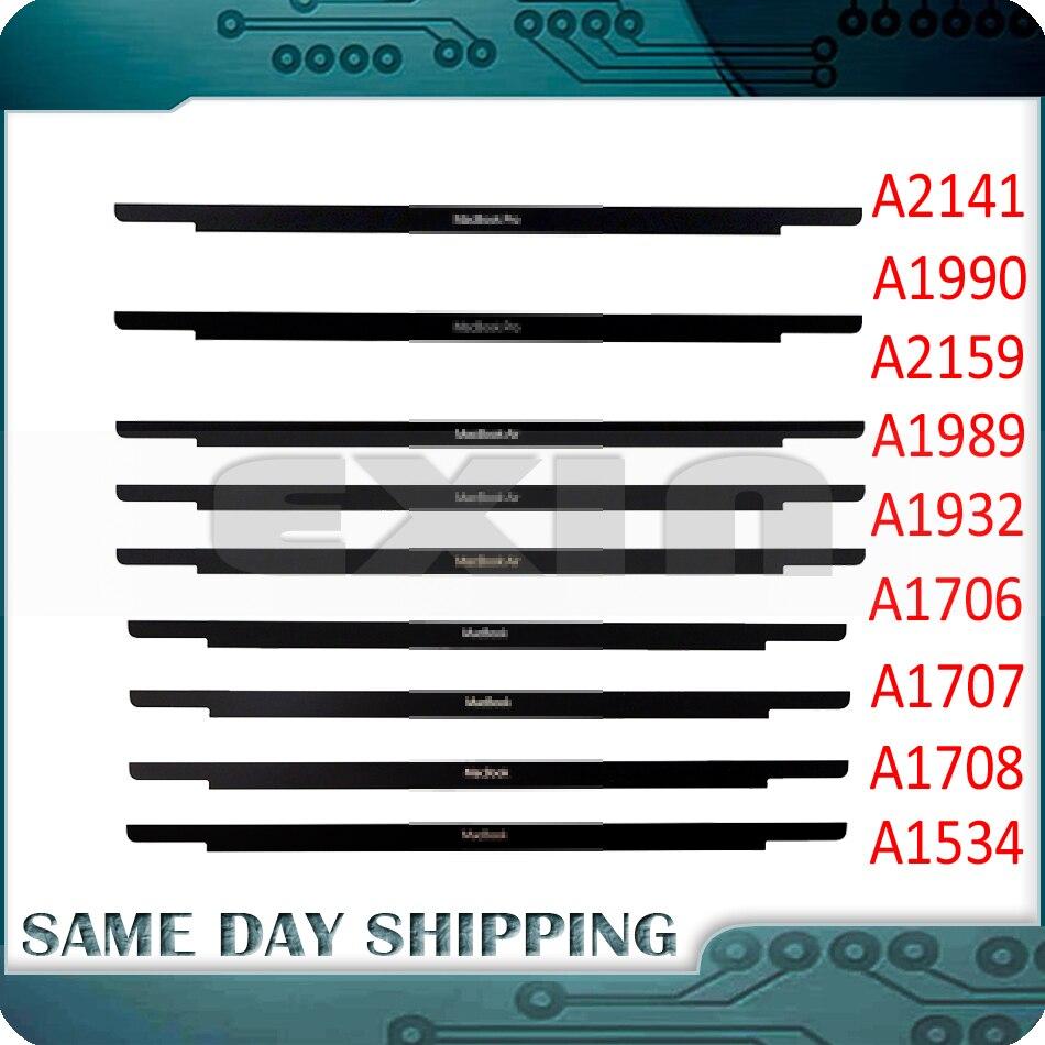 LCD Screen Glass Trim Logo Bezel Front Display Cover For MacBook Pro Air A1706 A1707 A1708 A1989 A1990 A2159 A2141 A1534 A1932