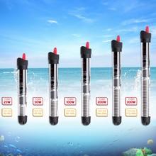 Погружной аквариумный нагреватель автоматический нагреватель аквариума постоянная температура стержень энергосберегающий нагреватель аквариумные аксессуары