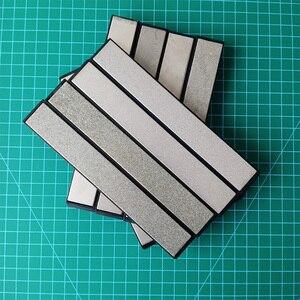 Image 5 - 80 3000グリットキッチンはさみカミソリナイフシャープナーダイヤモンド砥石ruixinプロエッジ石