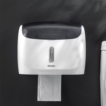Tissue Box Hygienic Paper Dispenser Home Storage Box for Bathroom Portable Toilet Paper Holder Bathroom Accessories portable bathroom dice shape storage extractive tissue box