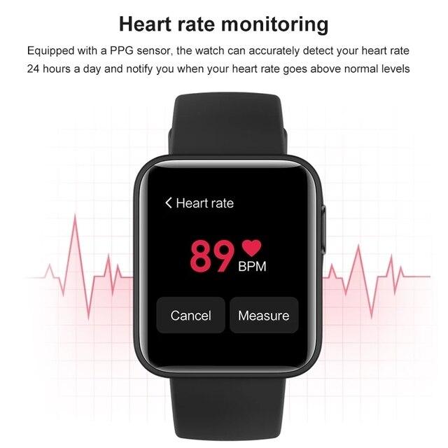 Xiaomi Mi Lite Smartwatch Fitnesstracker 4