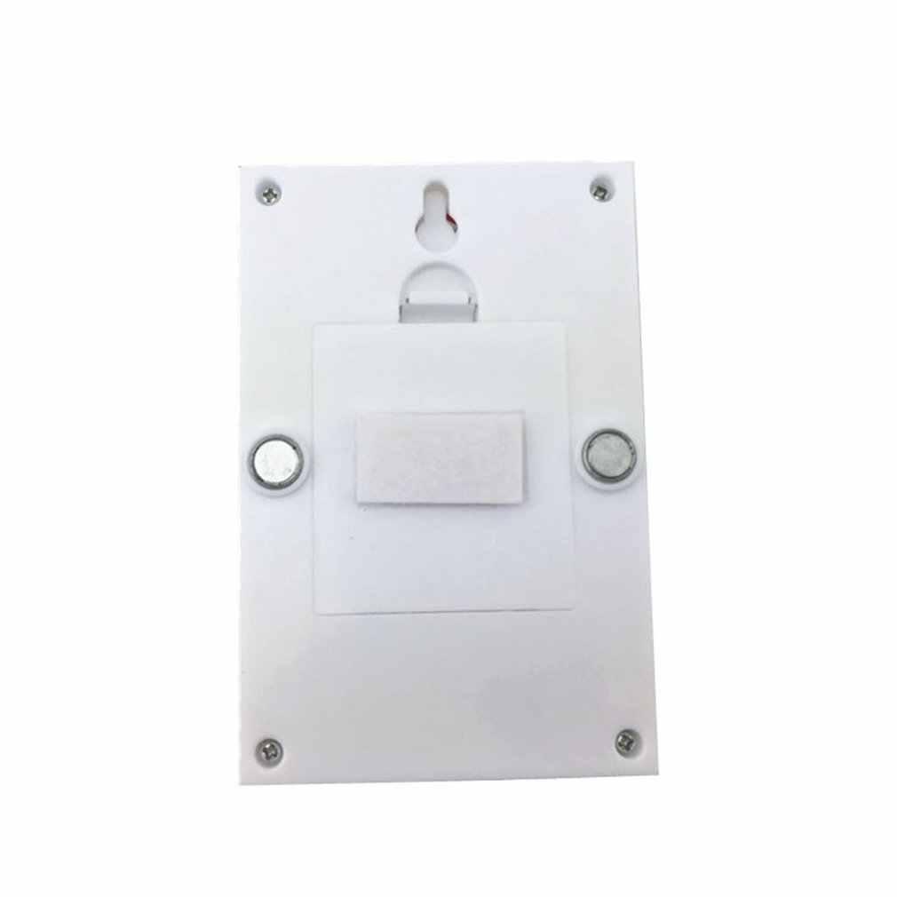 Двойной COB светодиодный Кухонные шкафы огни безопасности светодиодный шкаф Лестницы прихожей настенный ночник 820