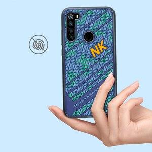Image 2 - for Xiaomi Redmi Note 8 Pro case NILLKIN Striker Case PC TPU silicone sports style Back cover Redmi Note 8 case cover 6.3/6.53