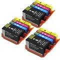 Совместимость для hp 903XL 903 XL hp 907XL чернильный картридж с чипом для hp OfficeJet 6950 6956 6970 6960 6961 6963 6964 6965 6975