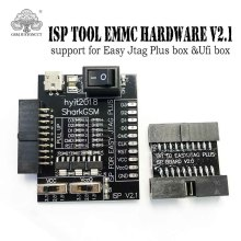ISP TOOL eMMC Hardware for Z3X Easy Jtag Plus Box and FUI Box