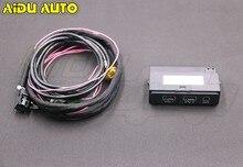 Pour Audi A4 A5 B9 8W Q5 Q7 FY Audio CarPlay AMI USB musique Smartphone Interface prise AUX câble faisceau de câbles 8W0 035 736 8W0035736