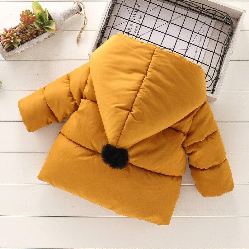 casaco de inverno para meninas jaqueta quente 04