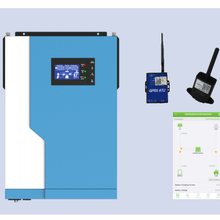 Hybrid-Power-Inverter Charge-Controller On-Off-Grid 3500W Solar MPPT Wifi PLUS with 100A