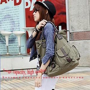 Image 5 - Bolsas Feminina Large capacity Pocket Casual Tote Womens Handbag Shoulder Bag Canvas Leather Capacity beach bags For Women 2019
