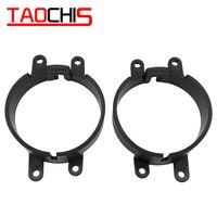Taochis M6 Auto 2 5 inch Bi Xenon Projektor Objektiv Halterung Halter Unterstützung Gewidmet Für Toyota Corolla Nebel lampe TCS17H2502