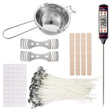 2021 novo diy vela crafting tool kit, diy velas artesanato ferramentas vela pavio vela que faz a ferramenta adequada para iniciante vela que faz a fatura