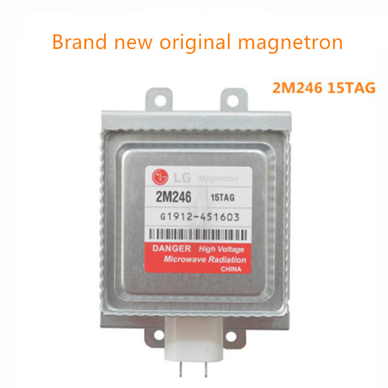 NONE Microwave oven magnetron LG 2M246-15TAG/ 2M246-03TAG microwave drying equipment 1KW new industrial equipment accessories