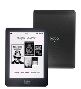 eBook Reader Kobo glo libros N613 Touch e-ink 6 inch 1024x768 Front-light WiFi books kobo glo hd eReader(China)